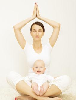 Yoga für die Rückbildung